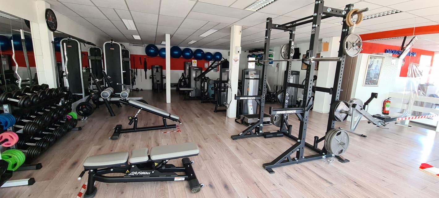 Daoud Rahimi Gym